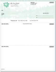 Duolynx Design & Print Print cheques